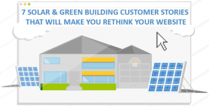 7 solar & green building customer stories white paper cover art